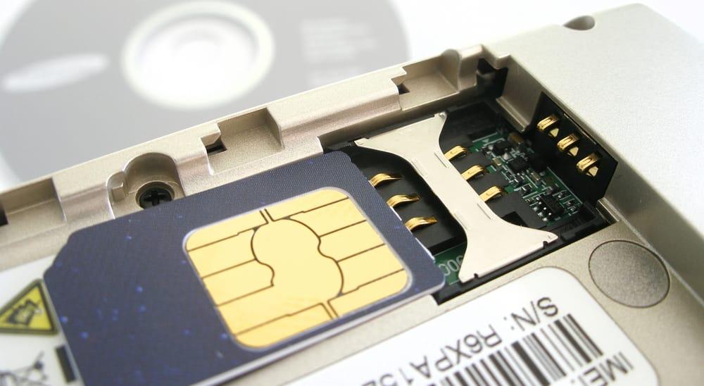 IMEI Nummer eines iPhones