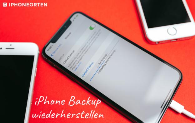 iphone backup wiederherstellen