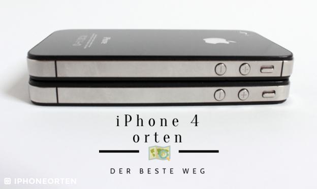 iPhone 4 orten