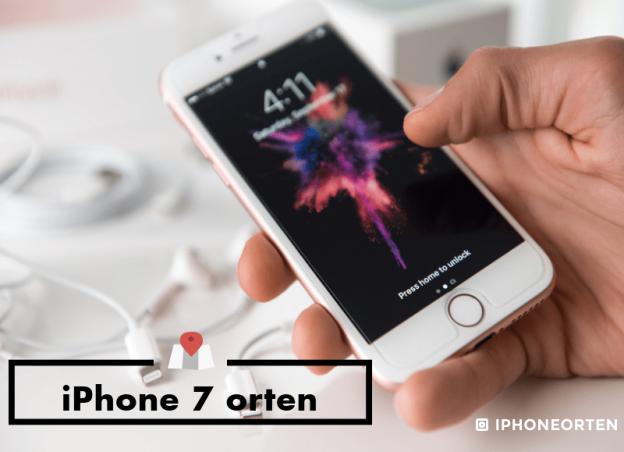 iPhone 7 orten